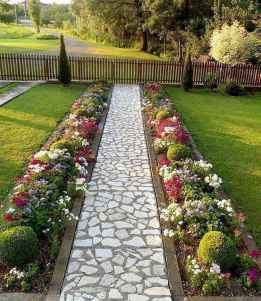 40 Cool Front Yard Garden Landscaping Design Ideas And Remodel (16)