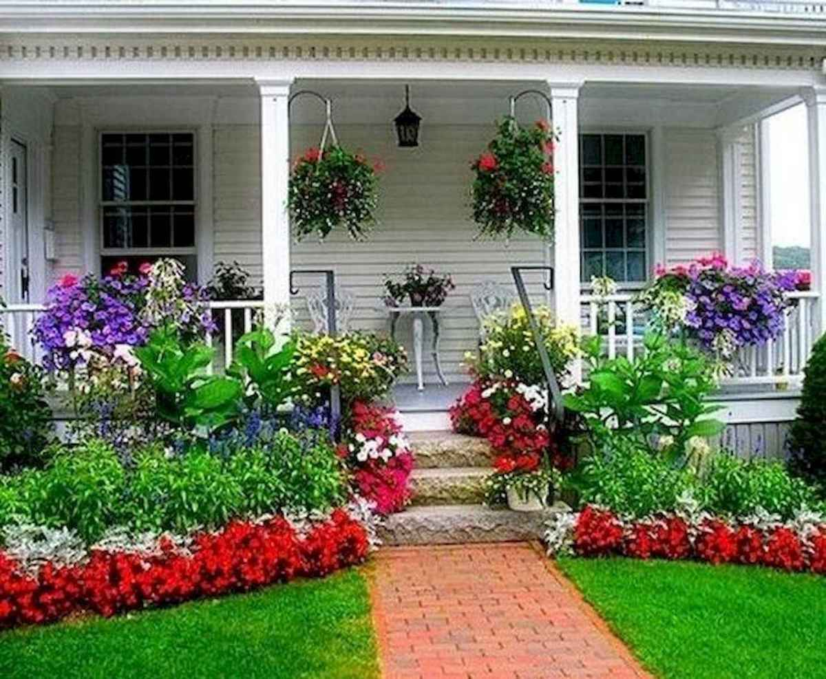 40 Cool Front Yard Garden Landscaping Design Ideas And Remodel (30)