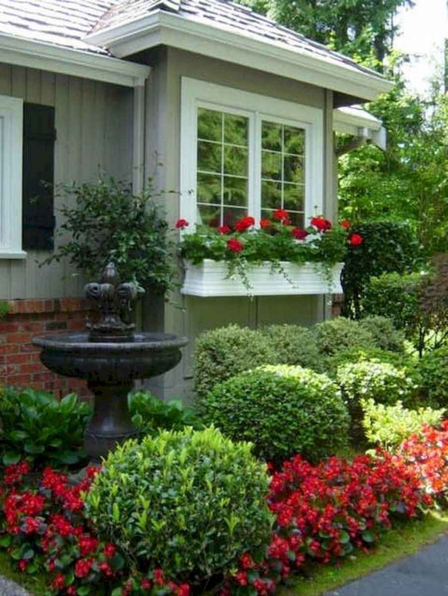 40 Cool Front Yard Garden Landscaping Design Ideas And Remodel (7)