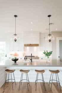 50 Best Modern Farmhouse Kitchen Island Decor Ideas (13)
