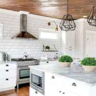 50 Best Modern Farmhouse Kitchen Island Decor Ideas (24)