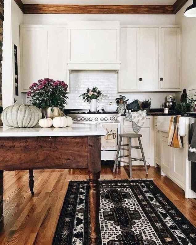 50 Best Modern Farmhouse Kitchen Island Decor Ideas (48)