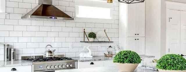 50 Best White Kitchen Design Ideas To Inspiring Your Kitchen (18)