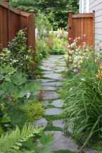50 Fabulous Side Yard Garden Design Ideas And Remodel (1)
