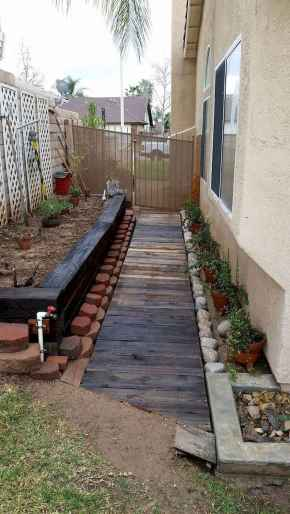 50 Fabulous Side Yard Garden Design Ideas And Remodel (5)