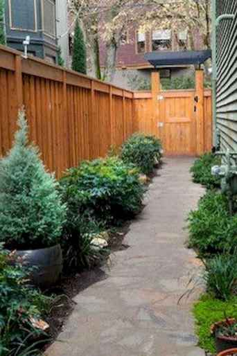 50 Fabulous Side Yard Garden Design Ideas And Remodel (6)