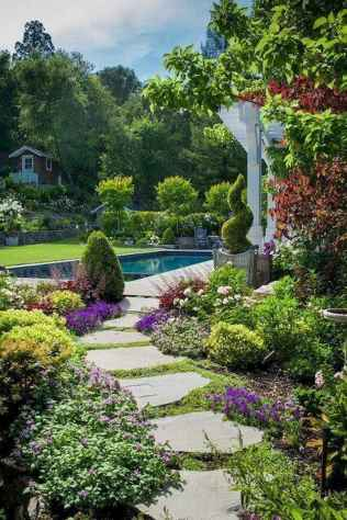 60 Awesome Garden Path and Walkway Ideas Design Ideas And Remodel (38)