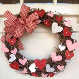 100 Easy DIY Valentines Decorations Ideas (103)