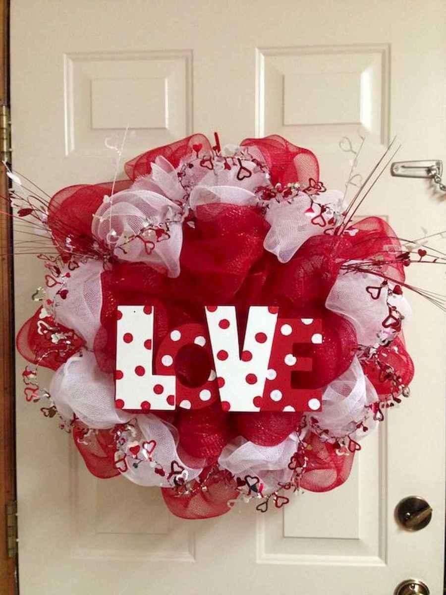 100 Easy DIY Valentines Decorations Ideas (16)