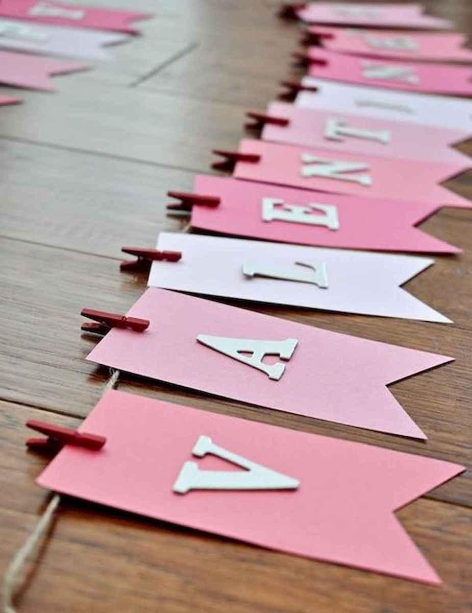 100 Easy DIY Valentines Decorations Ideas (43)
