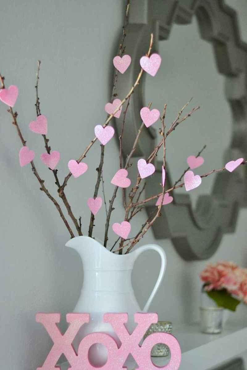 100 Easy DIY Valentines Decorations Ideas (50)