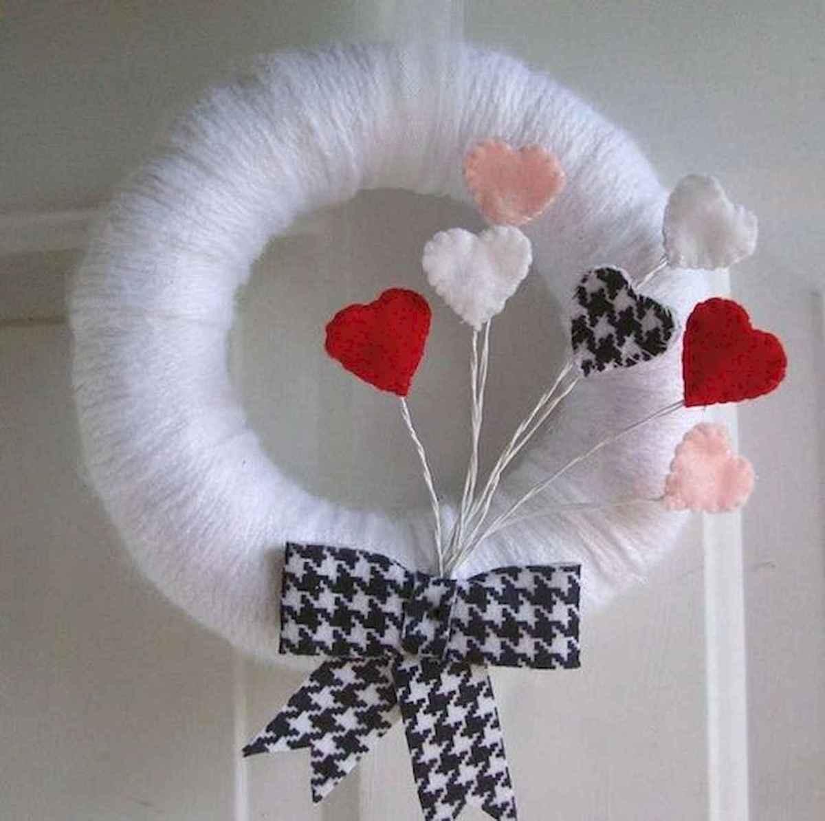 100 Easy DIY Valentines Decorations Ideas (63)