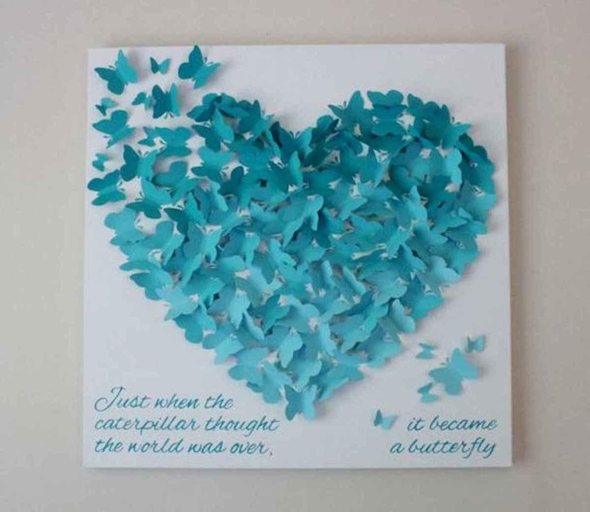 100 Easy DIY Valentines Decorations Ideas (64)