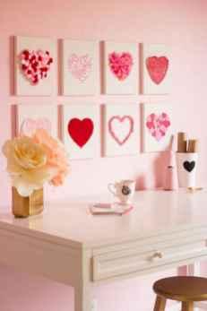 100 Easy DIY Valentines Decorations Ideas (65)