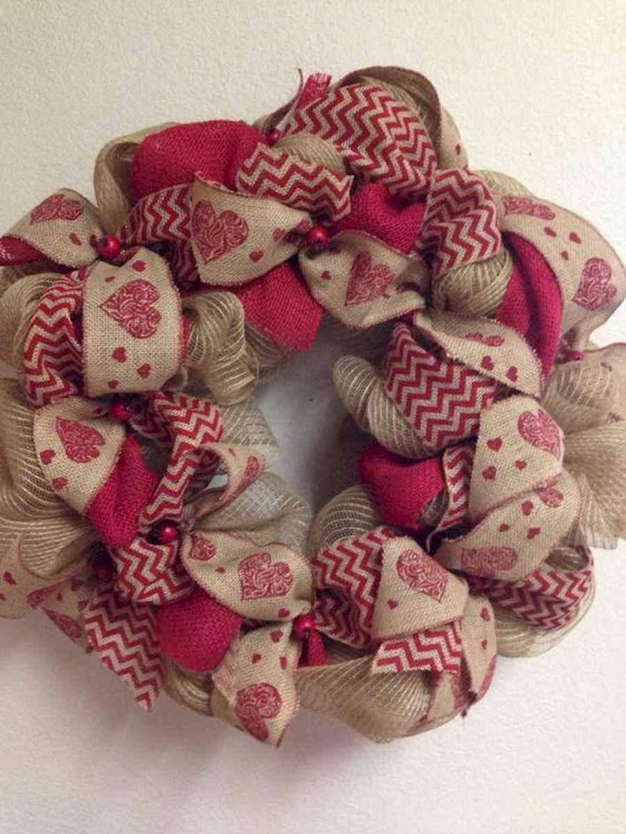 100 Easy DIY Valentines Decorations Ideas (87)