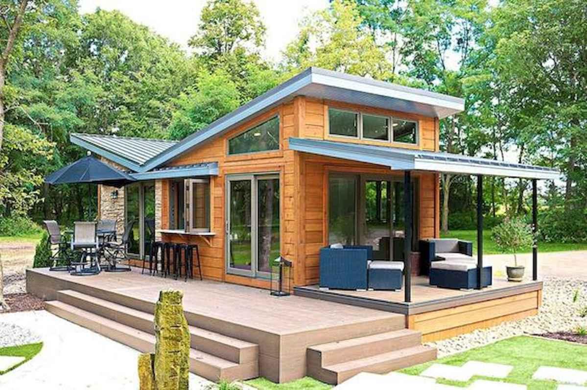 40 Best Log Cabin Homes Plans One Story Design Ideas (20)