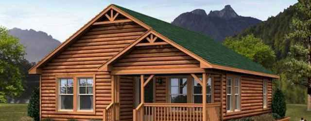 40 Best Log Cabin Homes Plans One Story Design Ideas (39)