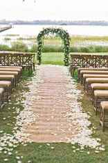 44 Stunning Backyard Wedding Decor Ideas On A Budget (2)