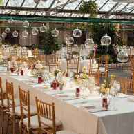 44 Stunning Backyard Wedding Decor Ideas On A Budget (25)