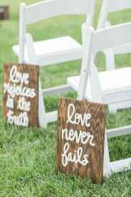 44 Stunning Backyard Wedding Decor Ideas On A Budget (27)