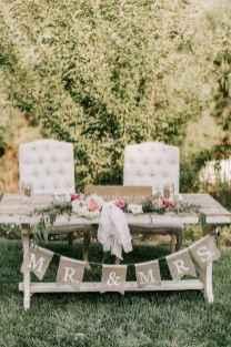 44 Stunning Backyard Wedding Decor Ideas On A Budget (5)