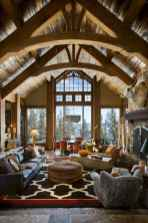 50 Best Log Cabin Homes Modern Design Ideas (1)
