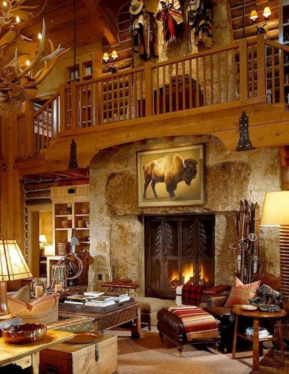 50 Best Log Cabin Homes Modern Design Ideas (18)