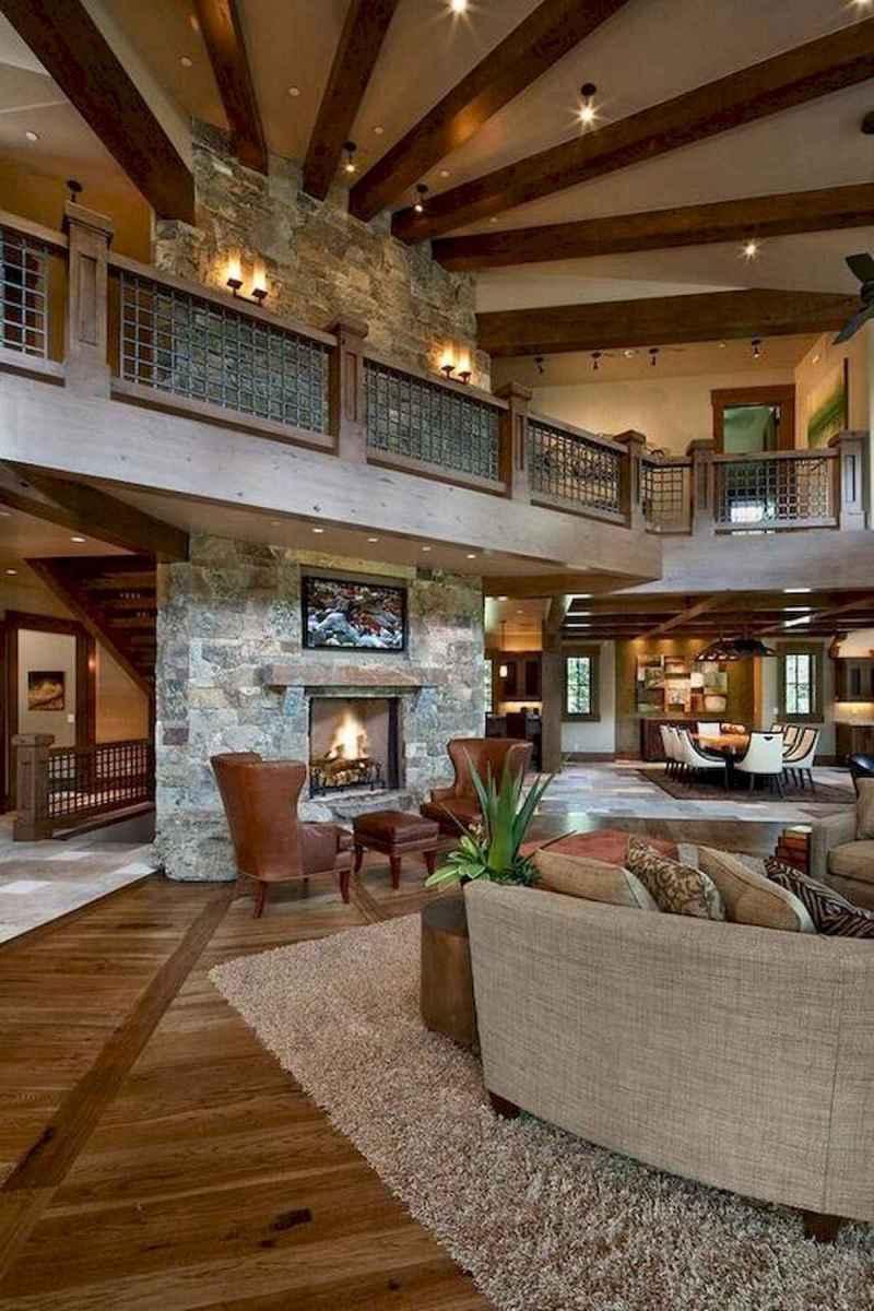 50 Best Log Cabin Homes Modern Design Ideas (4)