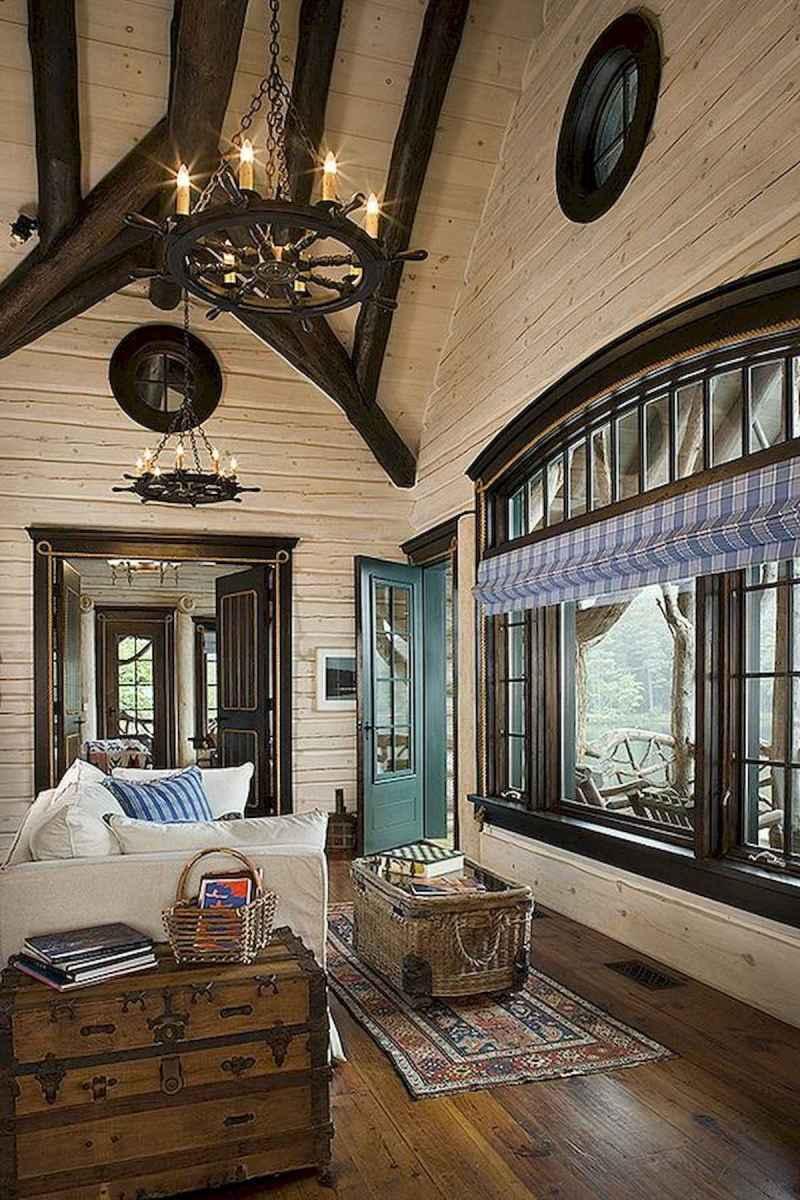 50 Best Log Cabin Homes Modern Design Ideas (42)