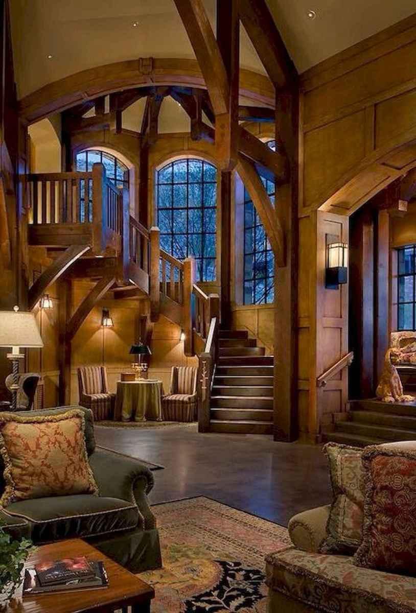 50 Best Log Cabin Homes Modern Design Ideas (49)
