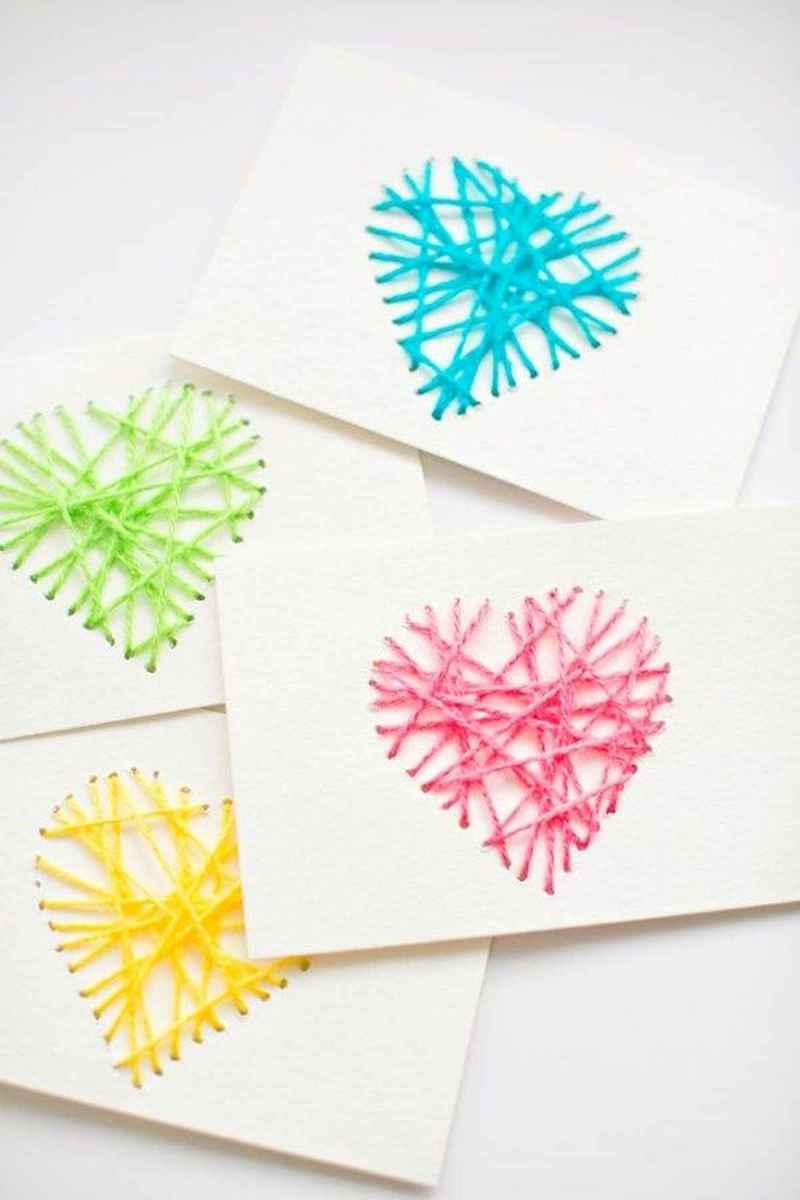 50 Easy Craft Ideas For Kids (19)