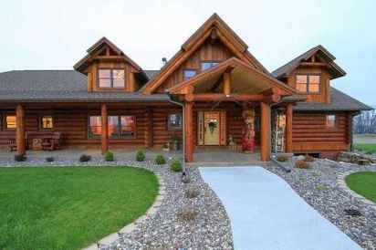 75 Best Log Cabin Homes Plans Design Ideas (18)