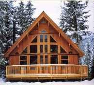 75 Best Log Cabin Homes Plans Design Ideas (2)