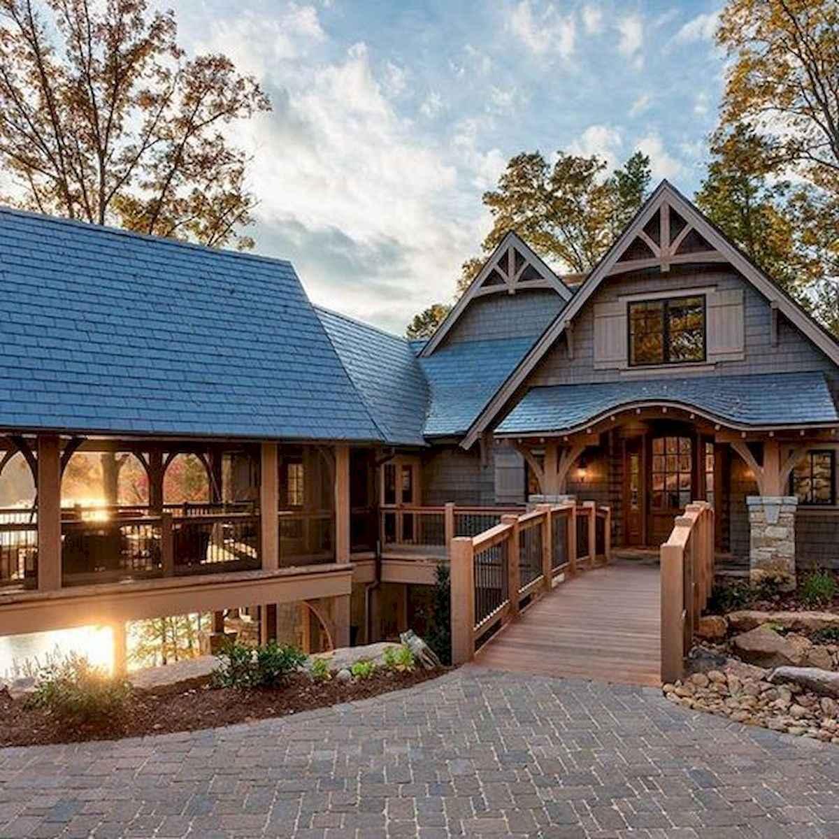 75 Best Log Cabin Homes Plans Design Ideas (3)