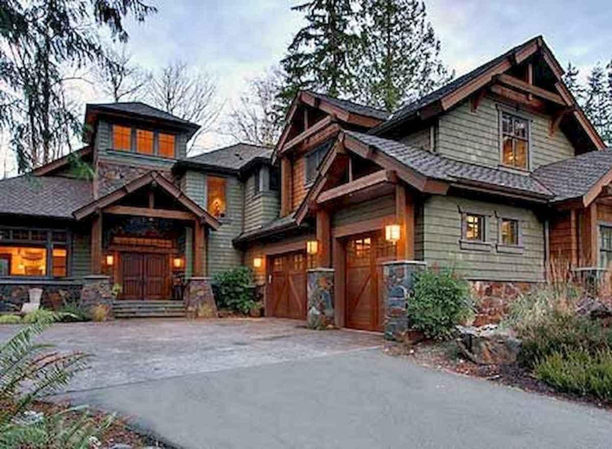 75 Best Log Cabin Homes Plans Design Ideas (39)