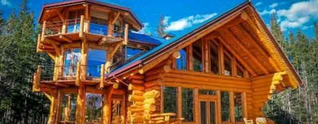 75 Best Log Cabin Homes Plans Design Ideas (52)