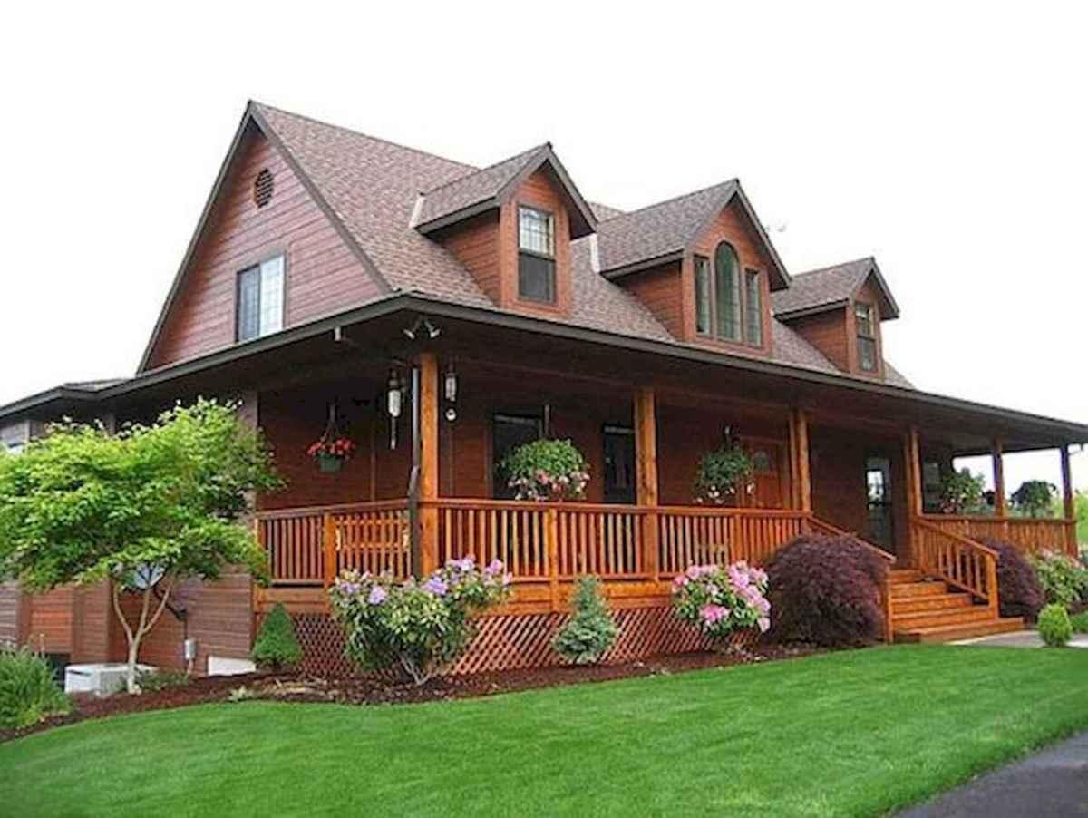 75 Best Log Cabin Homes Plans Design Ideas (57)