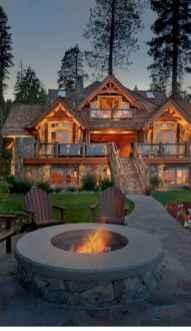 75 Best Log Cabin Homes Plans Design Ideas (58)