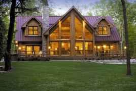 75 Best Log Cabin Homes Plans Design Ideas (73)