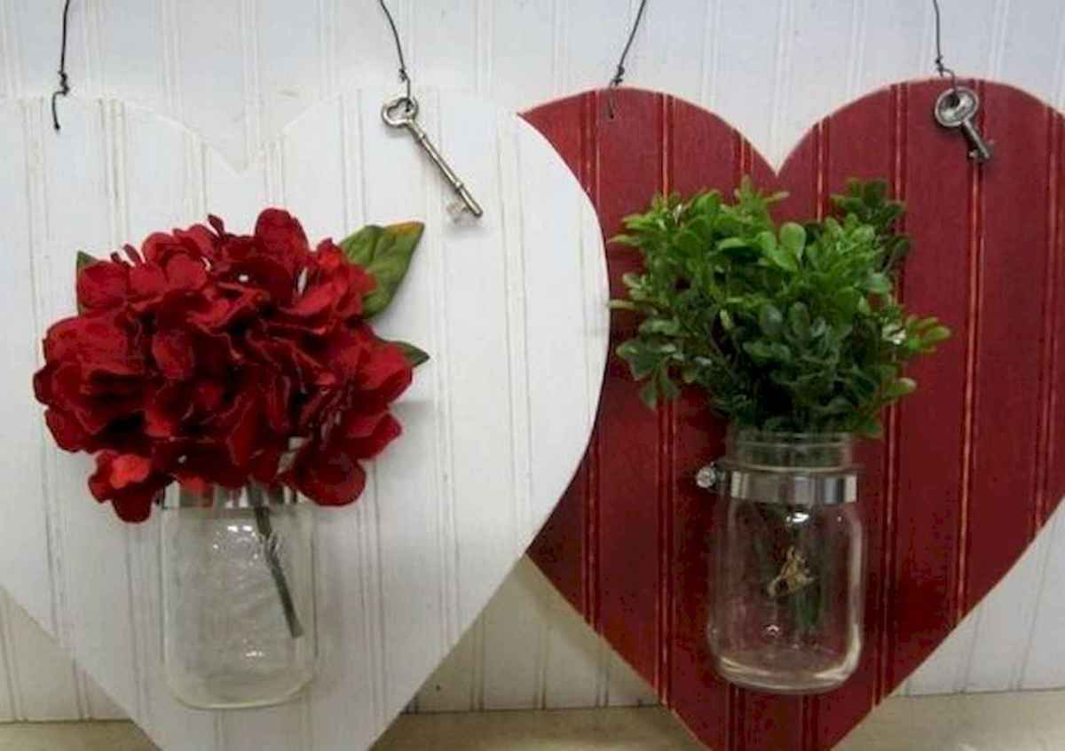 75 Romantic Valentines Day Crafts Design Ideas (28)
