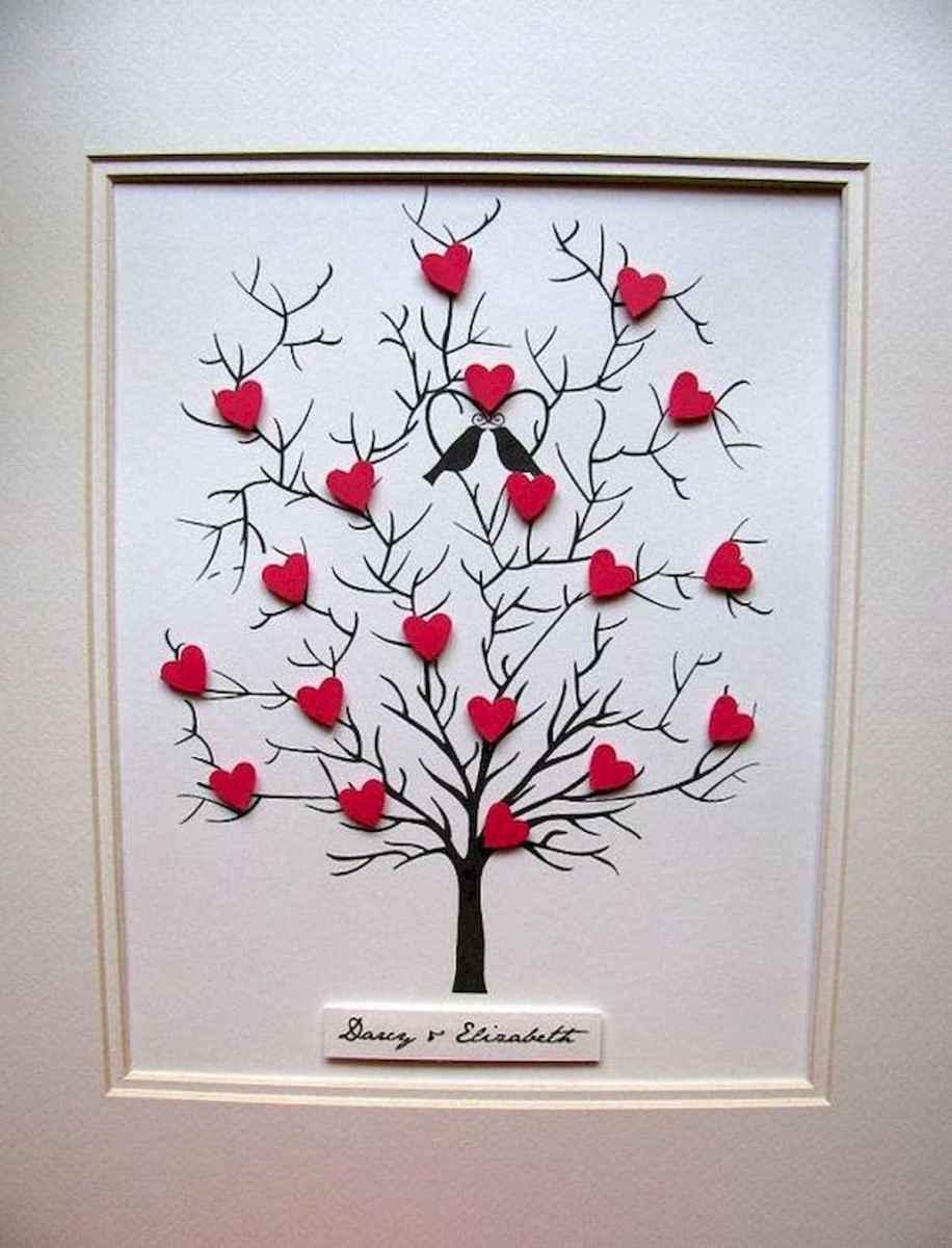 75 Romantic Valentines Day Crafts Design Ideas (40)