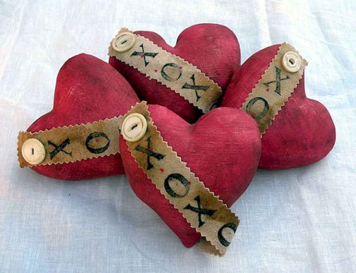 75 Romantic Valentines Day Crafts Design Ideas (54)