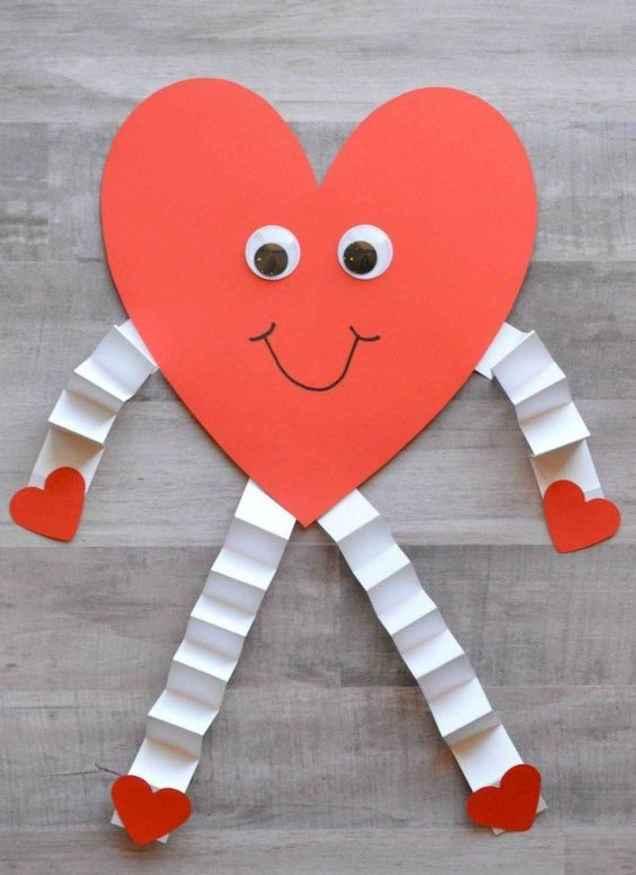 75 Romantic Valentines Day Crafts Design Ideas (73)