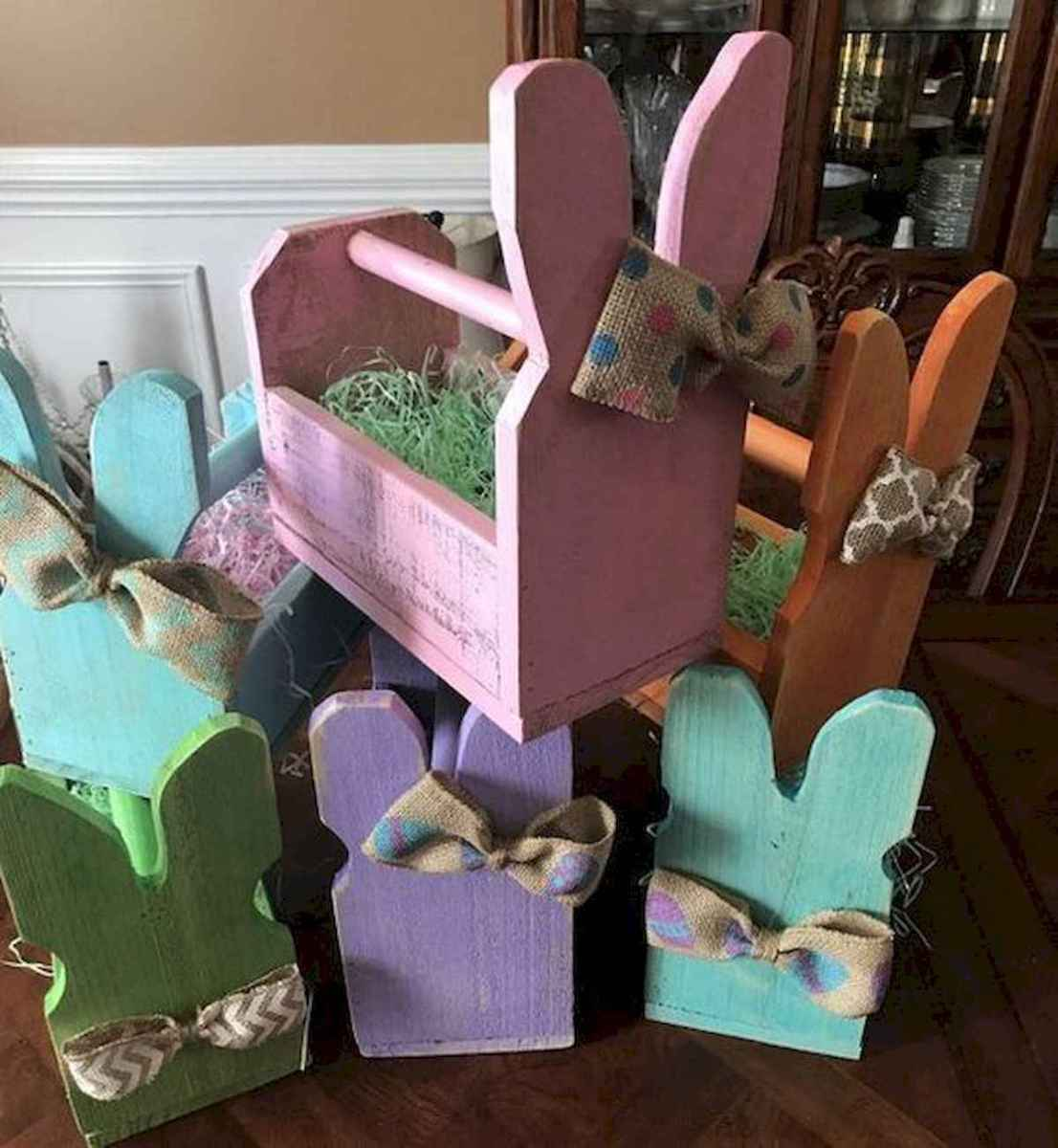 30 Rustic Decorations Ideas for Spring (3)