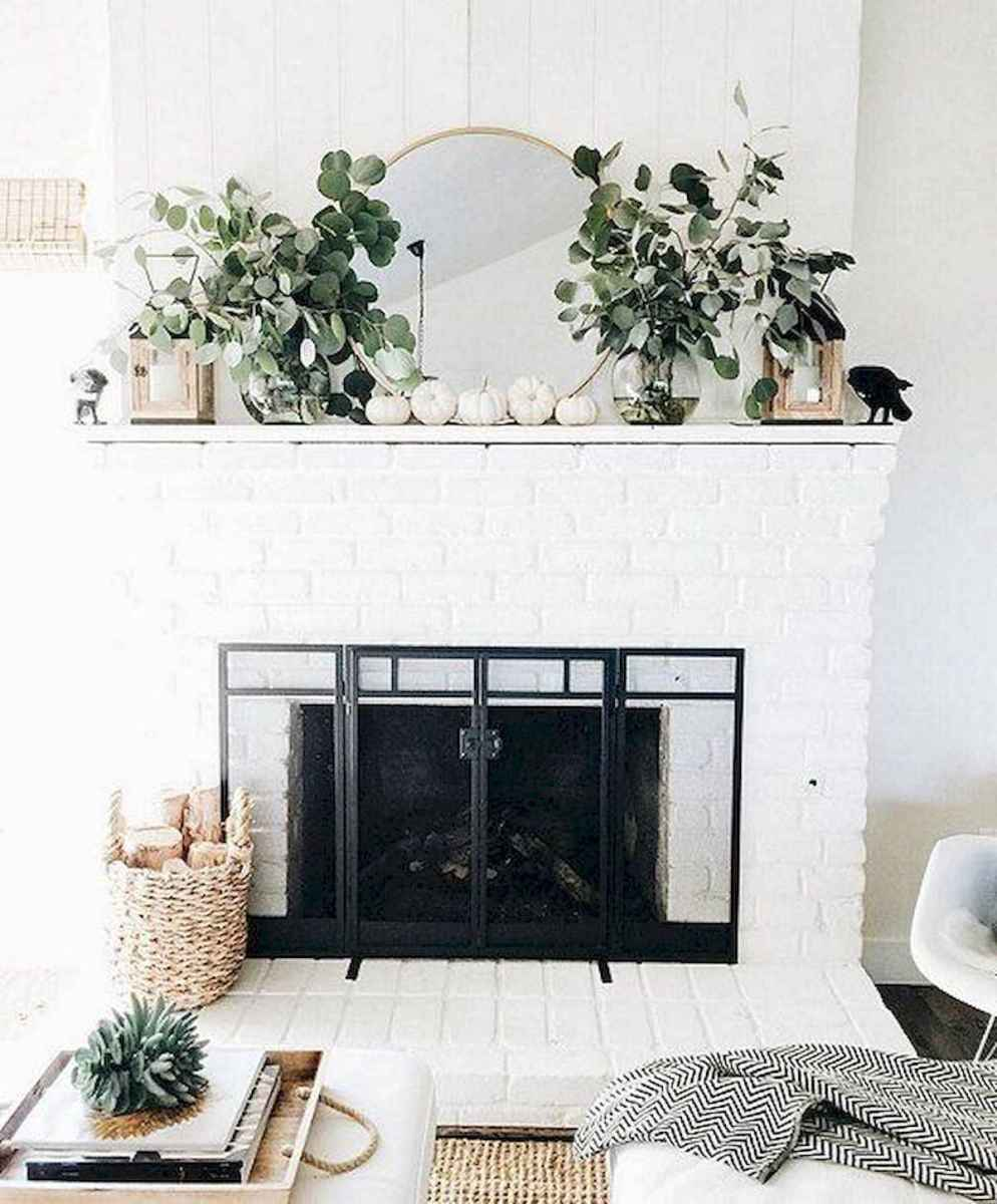 35 Best Easter Fireplace Mantle Decor Ideas (18)