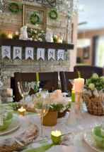 35 Best Easter Fireplace Mantle Decor Ideas (8)