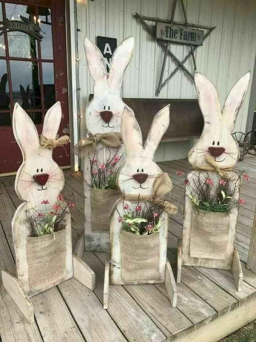 40 Best Easter Decorations Ideas (20)