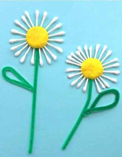 40 Easy DIY Spring Crafts Ideas for Kids (42)