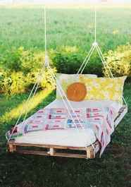 50 Amazing DIY Projects Pallet Swings Design Ideas (1)