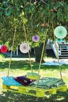 50 Amazing DIY Projects Pallet Swings Design Ideas (12)